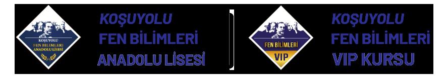KOŞUYOLU FEN BİLİMLERİ Logo