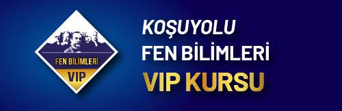 Koşuyolu Fen Bilimleri VIP Kursu